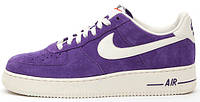 Мужские кроссовки Nike Air Force 1 Low Blazer Purple, найк аир форс