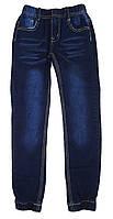 Брюки джинсовые для мальчиков  оптом ,CHILDHOOD, 134-164 рр., арт. M-191