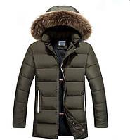 Мужская зимняя куртка. Модель 809