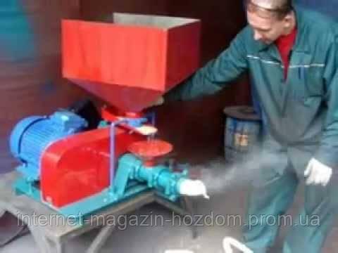 Помощник в доме зернодробилка