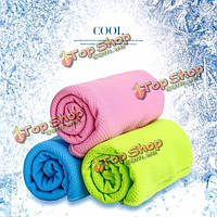 Охлаждающее полотенце из микрофибры 30x90 см