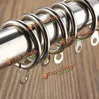 Кольца металлические для штор и занавесок 10шт