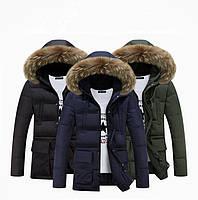 Мужская зимняя куртка. Модель 810