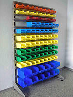 Стеллаж с ящиками для метизов (h1500/1800mm)
