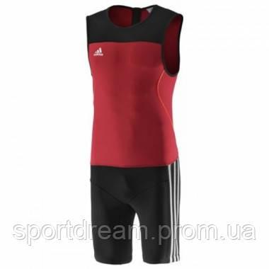 Мужское трико для тяжелой атлетики Adidas WL CL SUIT - Интернет магазин «Sport2u» в Днепре