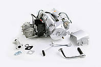 "Двигатель   для мопеда Delta 110cc   (АКПП 152FMH 4П)   ""TZH"""