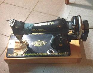 Ремонт бытовых швейных машин -1