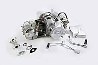 """Двигатель   для мопеда Delta 125cc   (АКПП 1Р53FMI 4П)   """"TZN"""""""