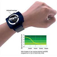 Средство от храпа - сенсорный браслет Антихрап в виде часов, поможет предотвращать храп - продажа
