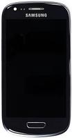 Дисплей (экран) + сенсор (тач скрин) SAMSUNG Galaxy S3 mini I8190i blue (оригинал)