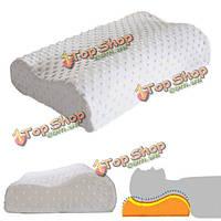 Подушка ортопедическая белая 30х50 см