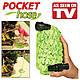 Pocket Hose шланг гармошка 22.5 м. с распылителем, фото 3