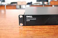 Dell PowerConnect 6224 , б/у управляемый гигабитный коммутатор L3