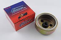 """Магнит генератора (ротор)   для мопеда Delta   (под 1+1 катушек)   """"CYCLER"""""""