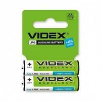 Батарейка Videx LR 06 2шт/бл