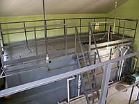 Установка полной биологической очистки сточных вод СПБО, до 120 м3/сут