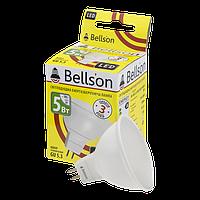 Светодиодная лампа MR16 5W 390Lm Bellson