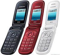 Телефон-раскладушка Samsung на 2 сим-карты китайский Самсунг Е1272