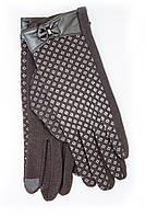 Стильные женские сенсорные перчатки