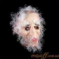 Карнавальная маска «Кудрявый дедушка»
