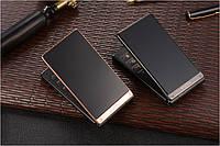 Стильный VIP - телефон раскладушка на 2 сим-карты в металлическом корпусе Tkexun T12 с сенсорным экраном