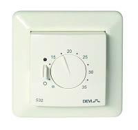 Терморегулятор DEVIreg™ 531 с датчиком пола и воздуха