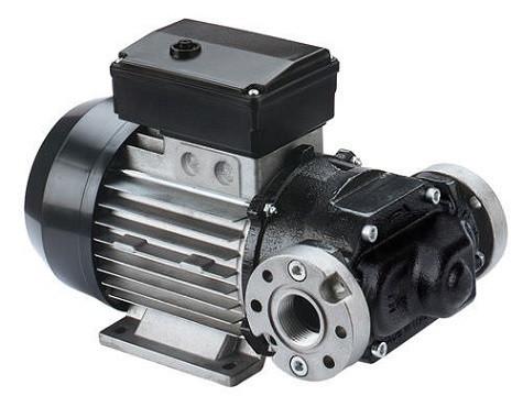 E80 M (PIUSI)  - насос для перекачки дизельного топлива 220 В, 80 л/мин