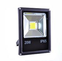 Прожектор светодиодный 20W Slim 220ТМ