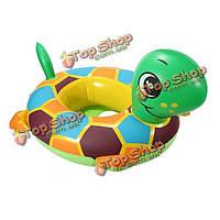 Надувной круг черепаха для детей