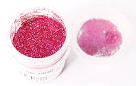 Блестки сухие 7гр 0,2мм розовые JJCI02 (890920004)