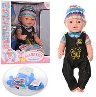 Кукла интерактивная Пупс Baby Born BL013B-UA HN