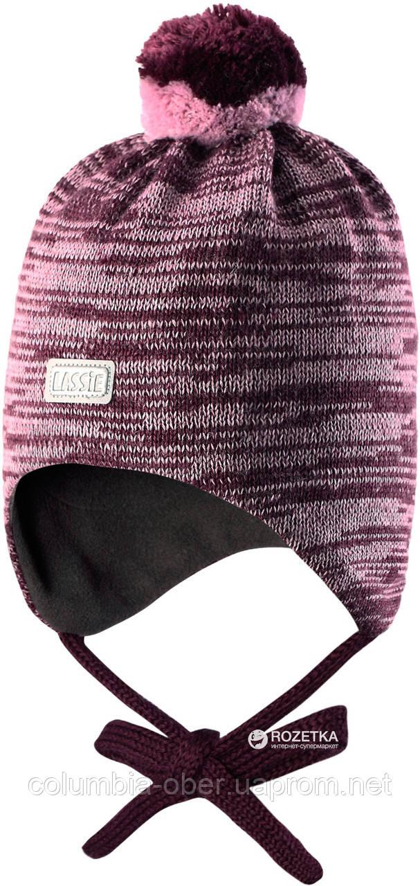 Детская зимняя шапка для девочки Lassie by Reima 718693-4980. Размер  XS, S.
