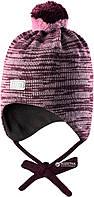 Детская зимняя шапка для девочки Lassie by Reima 718693-4980. Размер  XS, S., фото 1