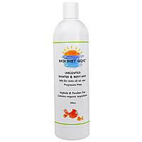 Baja Baby Gear, Shampoo & Body Wash, Unscented, 16 oz