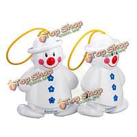Прекрасный снеговика беспроводной ребенка клич детектора монитор наблюдатель сигнализации горячей
