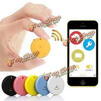 Селфи трекер локатор для отслеживания Bluetooth Дети Smart Alarm патч iPhone IOS Samsung HTC Xiaomi Android и т.д