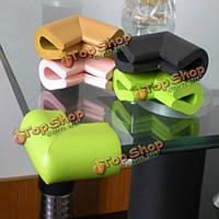 U-образный сгущает безопасности младенца угловой стол подушку протекторы