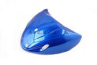 """Пластик   на мопед Viper Active   передний (клюв)   """"KOMATCU""""   (синий)"""