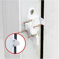 Дети дети домой алюминиевая защита угла безопасность фиксированной крепление раздвижные окна двери замок створка двухтактный