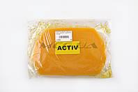 Элемент воздушного фильтра   на мопед Viper Active   (поролон с пропиткой)   (желтый)