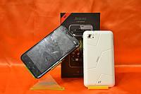 """Смартфон HTC HISIKI  H1 экран 5"""" дюймовый 4 андроид 2 Sim Большая батарея 2150Мач + в подарок сменная крышка !"""