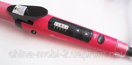 Плойка-утюжок для волос Domotec MS-4982 - 2в1, фото 2