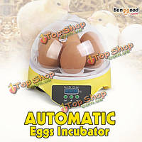 Автоматический инкубатор для 7 яиц