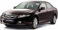 Защита двигателя на Honda Accord (2002-2008)