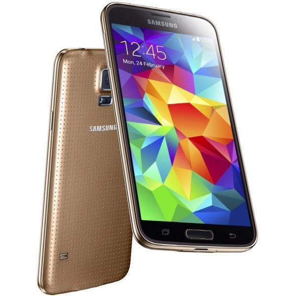 Samsung G900H Galaxy S5 16GB (Copper Gold)