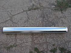 Труба для дымохода оцинкованная (d 110, 1 метр)