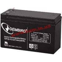 Батарея к ИБП GEMBIRD 12В 7,5 Ач (BAT-12V7.5AH)