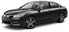 Защита двигателя на Honda Accord 9 (2013-2017)