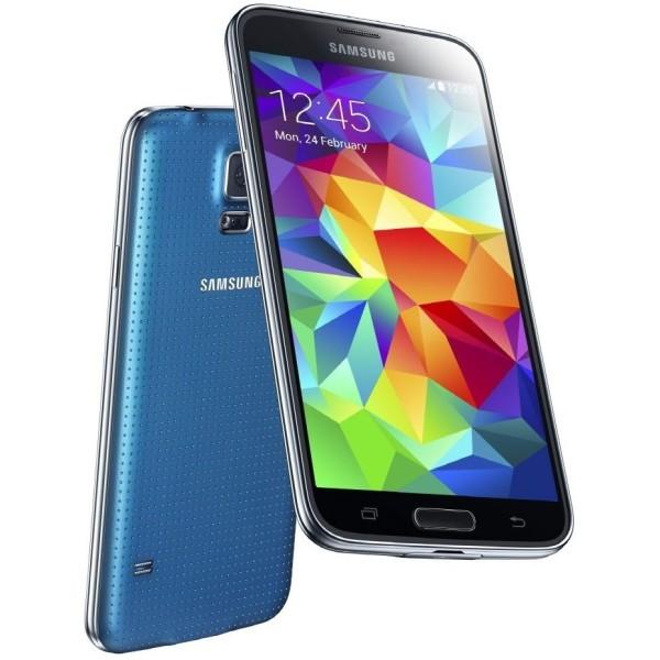 Samsung G900H Galaxy S5 16GB (Electric Blue)