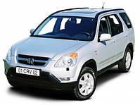 Защита двигателя на Honda CRV 2 (2001-2006)